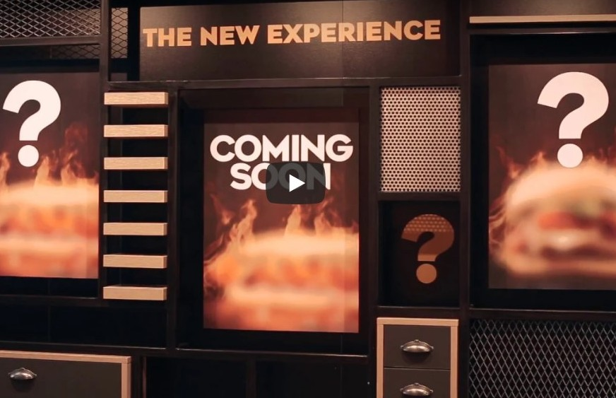 Noul Planet Burger Parcul Trandafirilor (video)